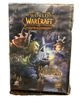 New* World of Warcraft: Heroes of Azeroth Tcg Starter Deck - Factory Sealed