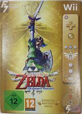 Zelda Skyward Sword - Limited Edition NINTENDO Wii NEUF NEW VERSION PAL EURO