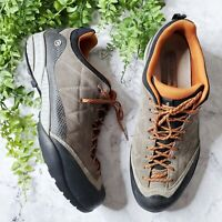 Scarpa Zen Pro Gray Tonic Low Top Lace-Up Waterproof Leather Hiking Sneaker 14