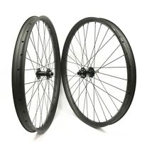 29er Mountain Bike Carbon Wheelset 50mm Width 25mm Depth with boost hub 110/148