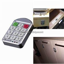 Keyless Electronic Code Digital Password Keypad Security Cabinet Smart Lock Gift