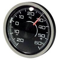 Original 1976 Thermometer Bimetall selbstklebend justierbar 4 cm HR Art. 3510