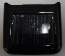 Brand New Mobile Solar Power Charger for iPod & iPhone (up to 4S) Black 800mAh
