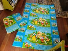 Snow white and the seven dwarves Toddler bed duvet cover and larg pillow sham