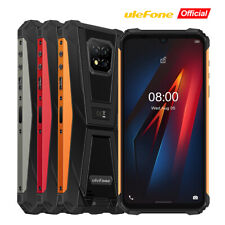 Ulefone Armor 8 Unlocked Mobile Phone Octa Core Dual SIM Waterproof Cell Phone