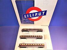 LILIPUT H0 12602 1 teils Licht-verkabelt: SVT137 276 DRG Dieseltriebzug