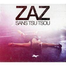 ZAZ-Sans Tsu Tsou [Live Tour] CD/DVD nuevo embalaje original