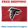 Deluxe Atlanta Falcons Team Logo Flag Banner 3x5 ft NFL Football 2019 NEW