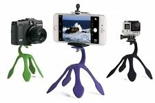 Mini Tripod Mount Gekkopod Stand Holder for iPhone Gopro xiaomi yi Sj4000 hero 5