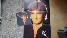 Chris Roberts - CR Vinyl LP MIT POSTER