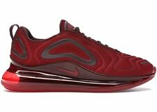 Nike Air Max 720 UNIVERISTY RED NIGHT MAROON GYM TRIPLE ALL AO2924-601 Running