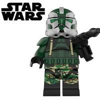 Commander Gree Clone Trooper Star Wars Custom For Lego Minifig Mini Figure 15