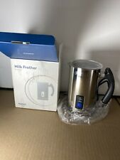 Miroco Milk Frother Electric Steamer Stainless Steel Automatic Foam Coffee Latte