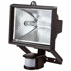 400w PIR Motion Sensor Outdoor Garden Security Light Halogen Floodlight Lighting