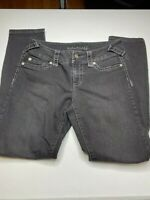 Maurices Black Jeans Size M-S