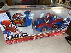 Spider-Man Marvel Super Hero Adventures R/C Buggy Spiderman Remote Control New
