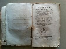 1785 STORIA MODERNA ROLLIN MARCY -VOL.6- MALDIVE INDOSTAN CEYLON FAKIRI BRAMINI