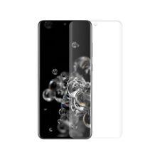 2 paquete Protector Protector De Pantalla Película Cubierta TPU para Samsung Galaxy S20 2 Pack Plus