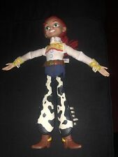 Toy Story Jessie The Yodeling Cowgirl 15� Good For Parts