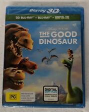 THE GOOD DINOSAUR 3D Blu-ray + 2D Blu-ray 2-DISC Region A,B,C oz seller