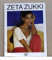 ZETA ZUKKI - la collezione 1993 per vivere l'estate [catalogo]
