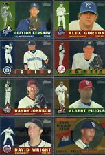 2009 Topps Heritage Chrome Baseball Cards  (#C1 - #C98)      ***YOU PICK***