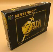 The Legend of Zelda Ocarina of Time in OVP mit Anleitung für Nintendo 64 (N64)