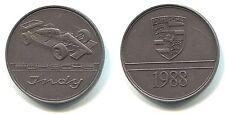 """Bronze Medaille """"Porsche Indy"""" 1988  40mm"""