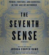 The Seventh Sense Joshua Cooper Ramo AUDIO BOOK 9 CDs Business