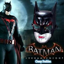 BO4 Batman The Dark Knight Rises Superhero Adult Men Plastic Costume Mask