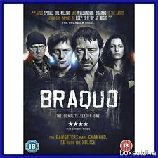BRAQUO - COMPLETE SERIES 1 *BRAND NEW DVD*