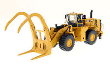 Die Cast Masters Caterpillar 988K Wheel Loader 1:50 with grapple 85917