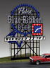 PABST BLUE RIBBON BEER ANIMATED BILLBOARD SIGN O-SCALE BY MILLER ENGINEERING