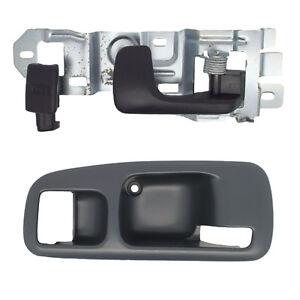 Inside Door Handle - Front Right Passenger Interior - Gray