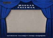 Razor Authentic Celebrity-Worn Wardrobe Relic - Morgan Freeman