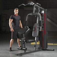 Home Gym Weight Set Full Body Workout Machine Equipment Strength Trainer Bench