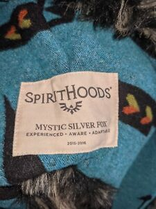 mystic silver fox spirithood 2015-2016