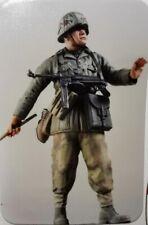 1/24 Resin Figure Model Kit German Soldier Wehrmacht WWII Unpainted Unassambled
