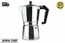 Continental stove top cafetière expresso percolateur 9 Cup/450 ml