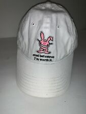 It's Happy Bunny Hat New