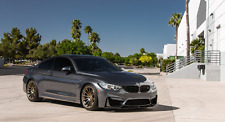 BMW M3 M4 BC Forged 19 Inch Monoblock Custom Wheel Package Concave