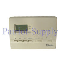 ROBERTSHAW 9610 7 DAY PROGRAMMABLE THERMOSTAT 24V 1 HEAT / 1 COOL