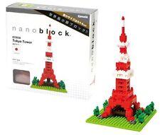 Nano bloques de Torre de Tokio Mini Ladrillos Rompecabezas nanoblock Gran Regalo