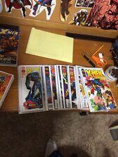 Age Of Apocalypse Complete Set Series ! 1 2 3 4 Amazing X-men Gambit Externals!