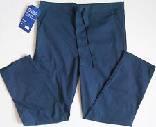Salus Medical Uniform Nurses Scrub Navy Blue Sz 2XS NWT