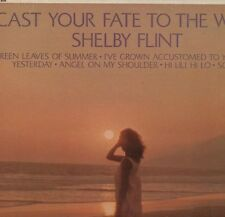 Shelby Flint - 'Cast Fate' 1967 UK London Mono LP. VG!