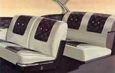 57 Chevy Bel Air 2-Door Hardtop Seat Covers *NEW* 1957 Chevrolet