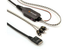 iSimple IS7603 Audio/Video Docking Cable w/ Switchable Video  iPod, iPhone,iPad