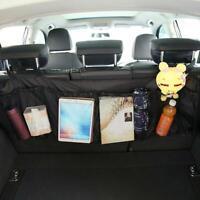 1* Car Seat Back Multi-Pocket Insulation Storage Bag Organizer Auto Accessories