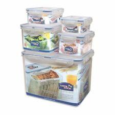 Lock/&Lock Frischhaltedose 600 ml HPL822 Dosenset Vorratsdose 12 Stück Brotdose